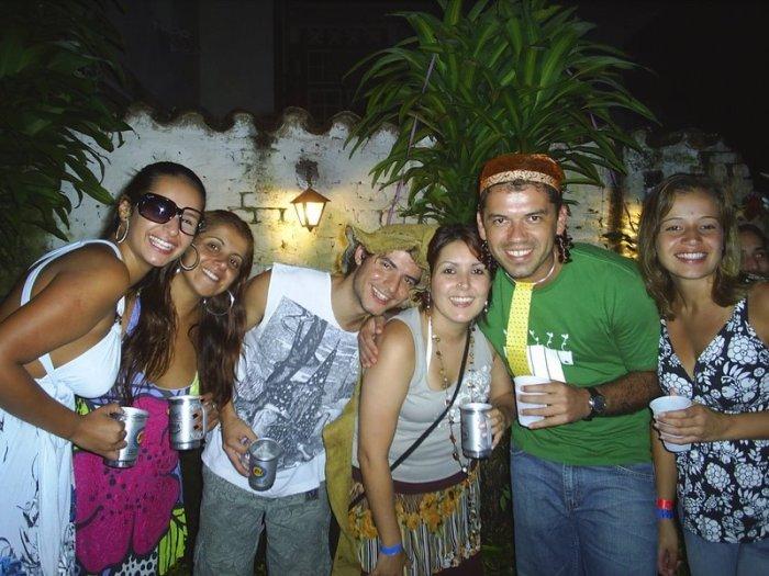 carnaval ouro preto festa a fantasia