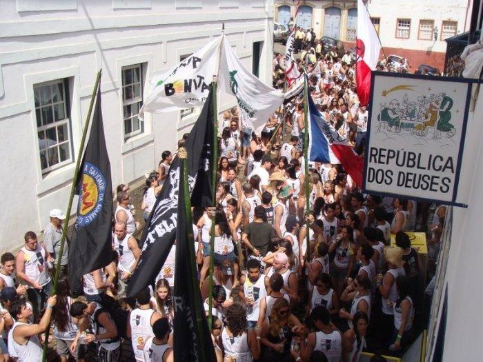carnaval ouro preto rua