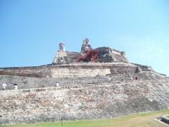 cartagena de las indias colombia castillo san felipe (6)