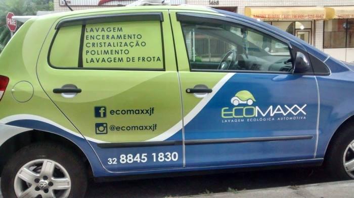 ecomaxx lavagem ecologica automotiva sem agua juiz de fora 2