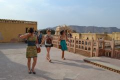 hawa mahal pinky city jaipur india (11)