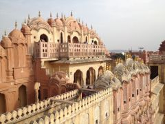 hawa mahal pinky city jaipur india (122)