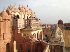 hawa mahal pinky city jaipur india (126)