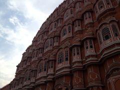 hawa mahal pinky city jaipur india (187)