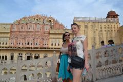 hawa mahal pinky city jaipur india (6)
