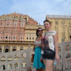 hawa mahal pinky city jaipur india (6)