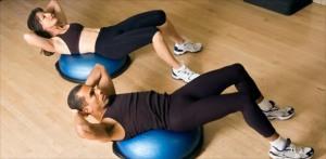 Exercícios funcionais buscam o equilíbrio do corpo.