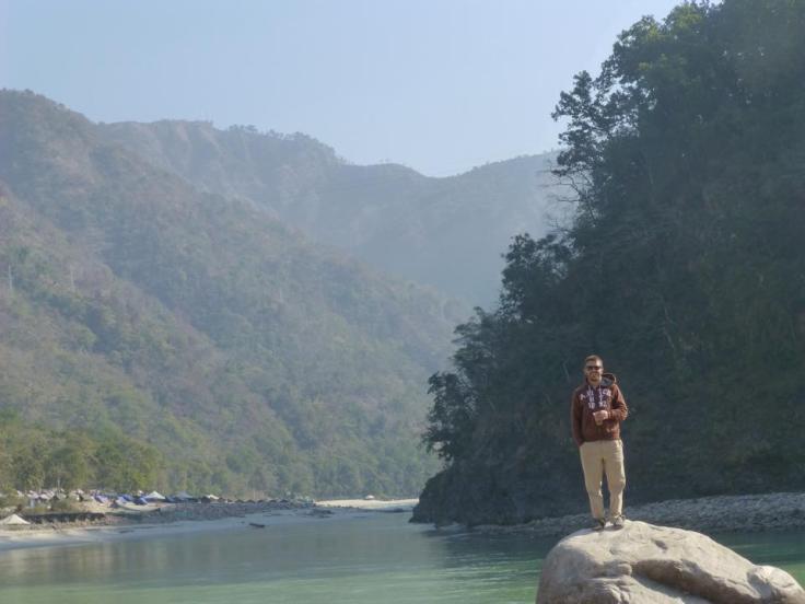 leonardo battezini india Ganges Rivera, Haridwar