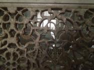 Nessa foto, é possível ver melhor o túmulo da 'jóia do palácio'