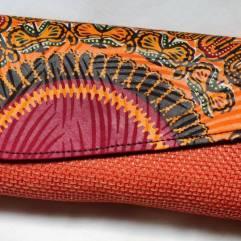 Dikwe Clutch - Produzidas artesanalmente com sacos de embreagem em Nairobi, no Quênia.